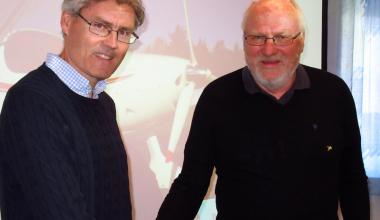 Tor Endre Sved tildelt NLFs gullnål