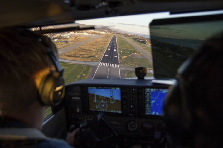 Bli pilot - Bodø Flyklubb